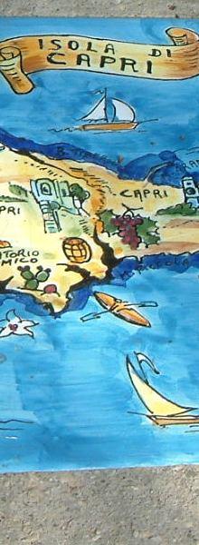 Isola di Capri: Lista Siti Utili